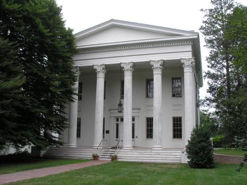 Historic Buildings of Connecticut » Ithiel Town