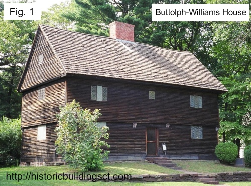 Historic buildings of connecticut colonial houses for Builders in connecticut