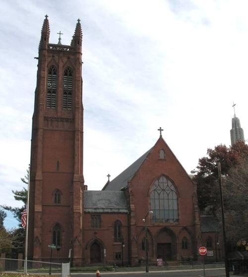 episcopal church gay marriage ct hartford