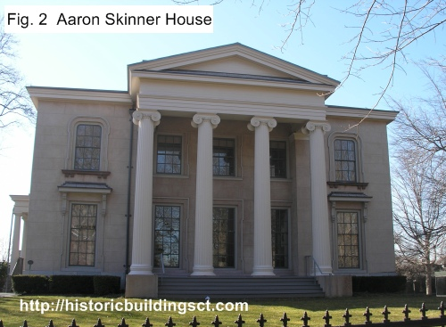 Some Examples Of Greek Revival Houses