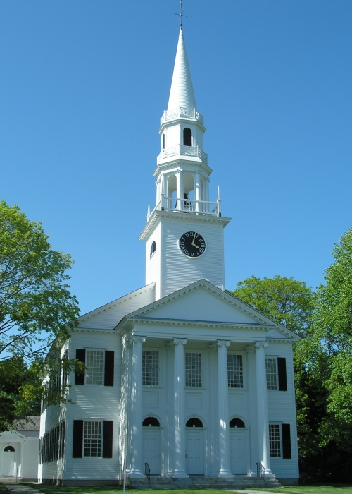 Historic Buildings of Connecticut » Blog Archive » First ...