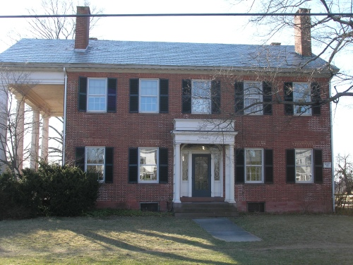 Historic Buildings of Connecticut » South Windsor