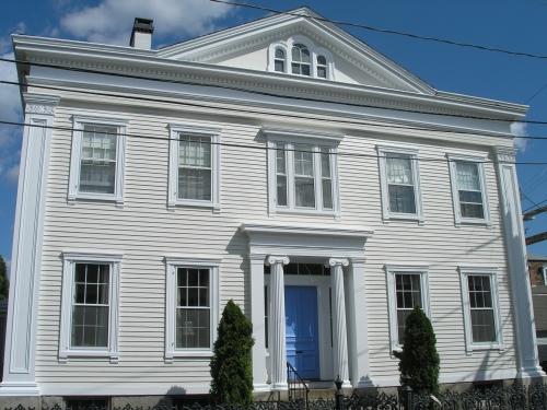 the william pendleton house  1831