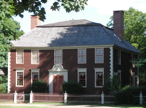 Historic Buildings of Connecticut » Windsor
