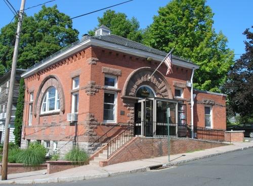 Historic Buildings Of Connecticut Richardsonian