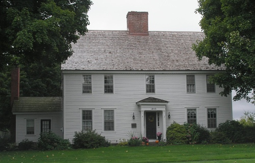 The Joseph Moseley House (1735