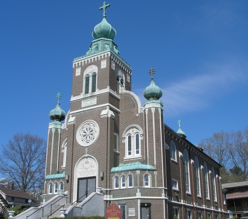 Historic Buildings of Connecticut » Blog Archive » Holy Trinity ...
