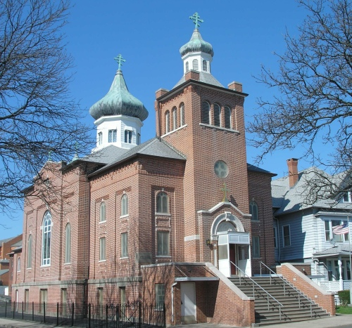 Historic Buildings of Connecticut » Blog Archive » Saint Mary's ...