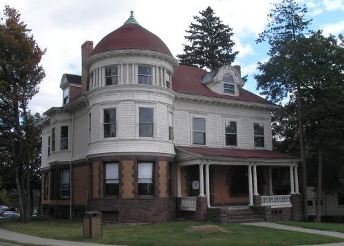 Historic Buildings Of Connecticut Blog Archive Levi W Eaton House 1893