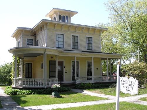 Stevens-Frisbie House
