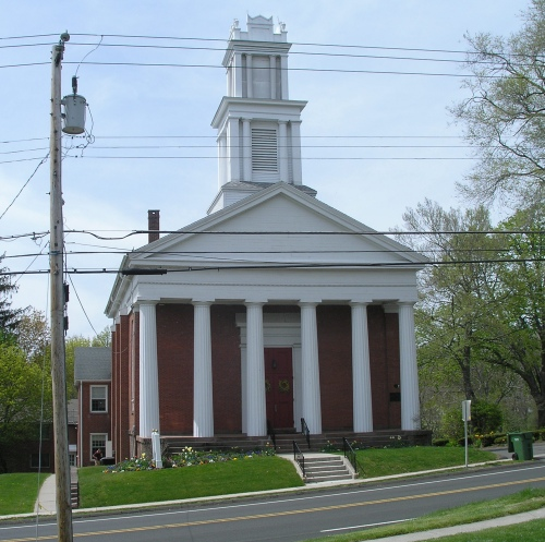 Congregational Church, Cromwell