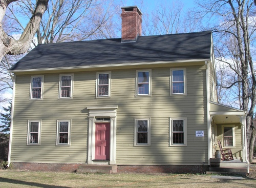 Historic Buildings Of Connecticut South Windsor