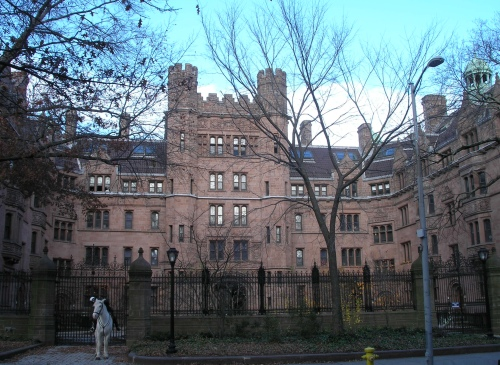 2 Responses To U201cVanderbilt Hall, Yale University (1894)u201d Part 92