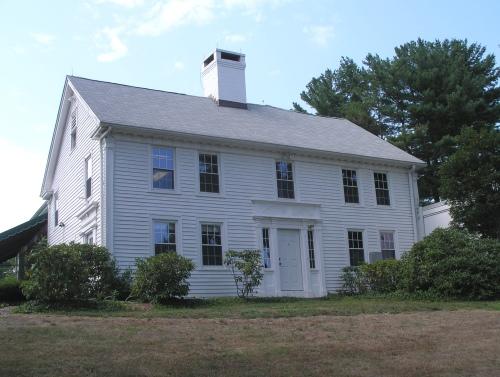 Historic Buildings of Connecticut Blog Archive Nuttinghame 1740
