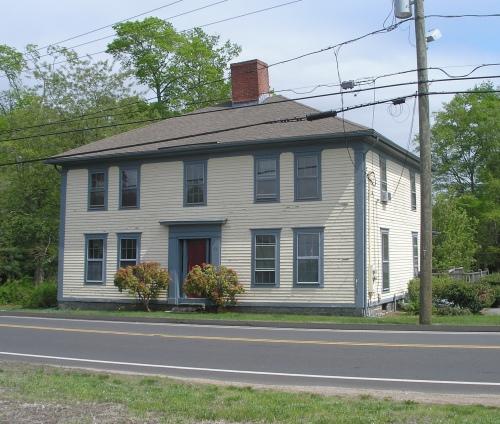 Shailer-Banning House