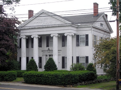 House 1790 October 13th 2010 Posted In Greek Revival Houses Windham