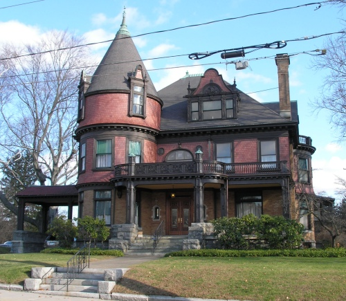 Historic Buildings Of Connecticut Chateauesque