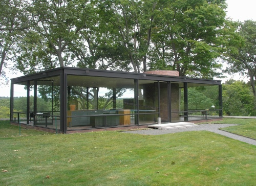 Philip Johnson Glass House historic buildings of connecticut archive the philip