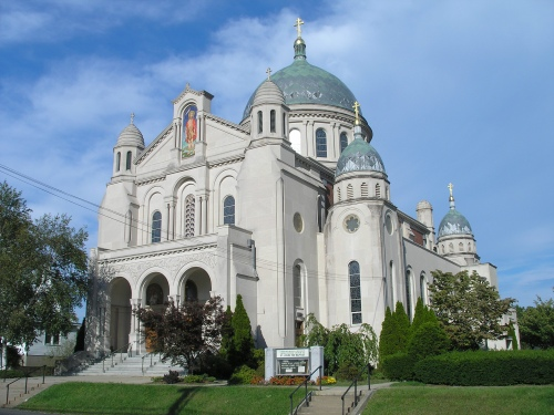 كنيسة القديس نيقولاوس ستراتفورد روسيا