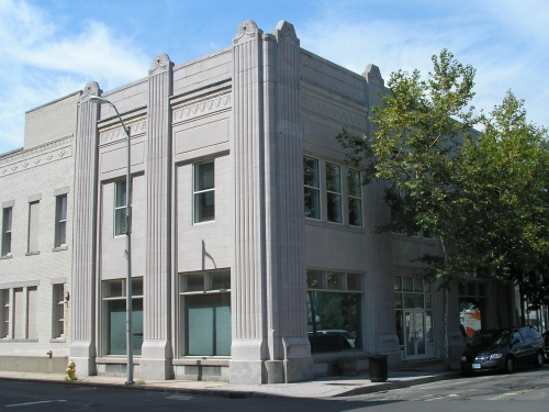the north side properties building art deco office building