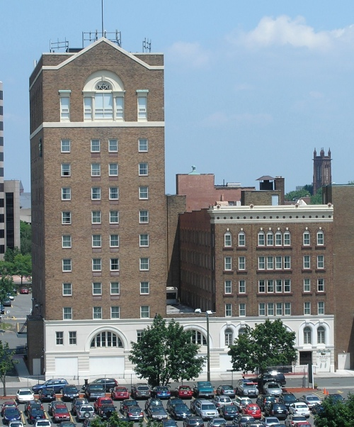 The Hotel Bond Reigned As Hartford S