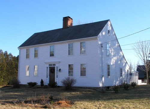 Saltbox Style Houses