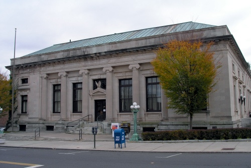 United States Post Office, New Britain