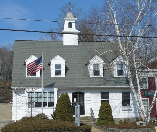 Town Office Building, East Haddam