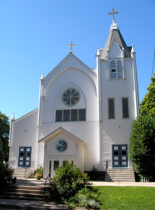 Saint Bernard's Roman Catholic Church, Tariffville