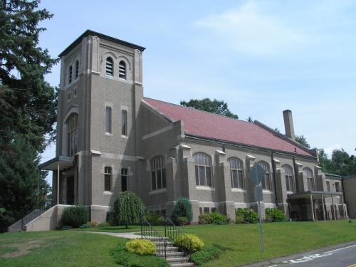 Talcottville Congregational Church