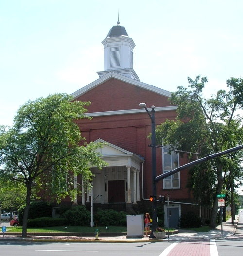 First Baptist Church, Middletown