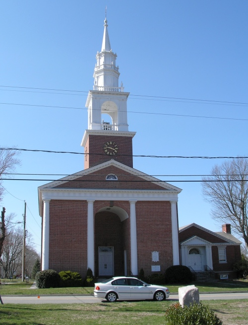 First Congregational Church of Lebanon (1804)