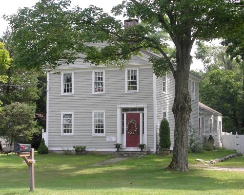 Halsey Fuller House