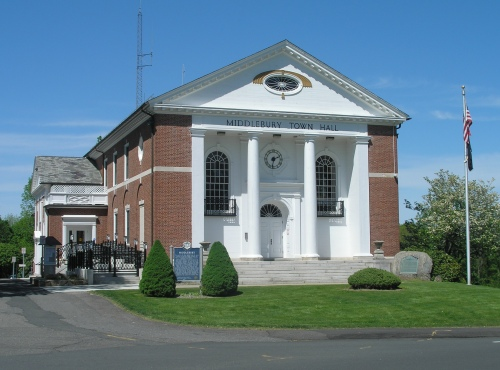 Middlebury Town Hall