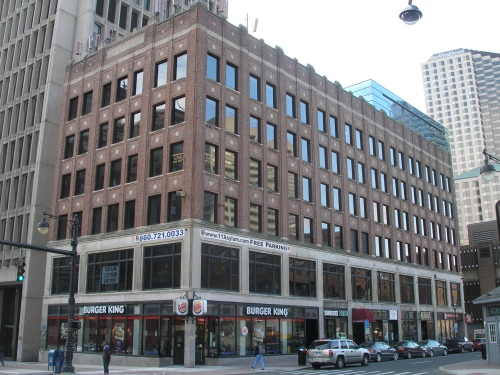 Corning Building, Hartford