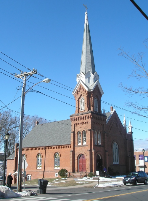 Hazardville United Methodist Church