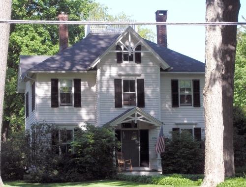 Holmes Morse House