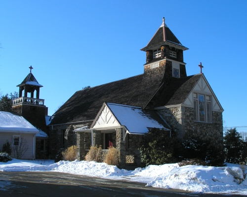 St. Stephen's Episcopal Church, East Haddam (1890)