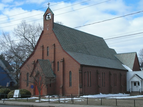 St. Andrews Episcopal Church, Enfield