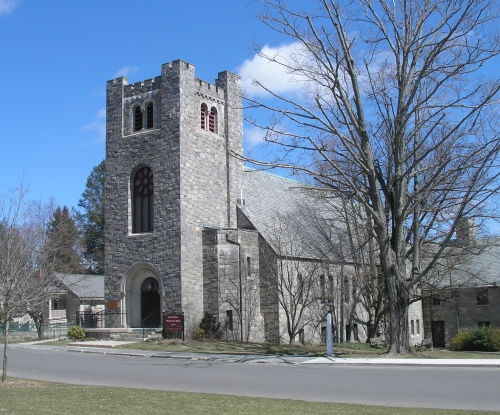 Former Christ Church, Watertown