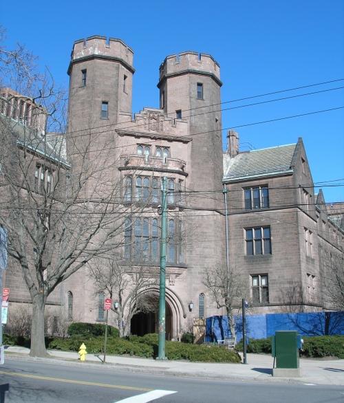 Osborn Memorial Laboratories