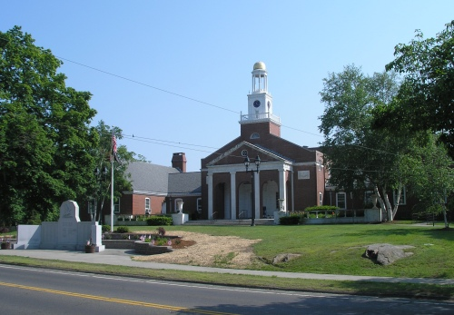 William Stanton Andrews Memorial Town Hall