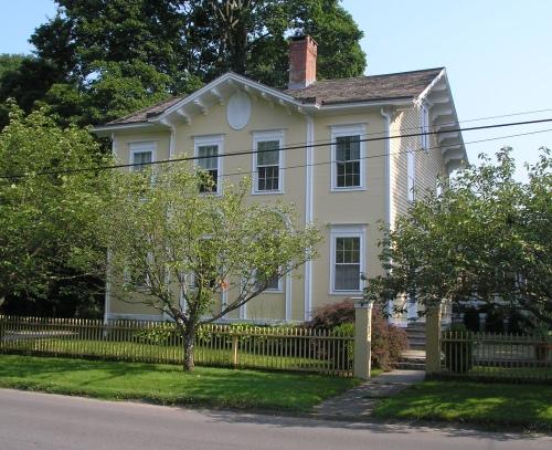 Abraham Coen House