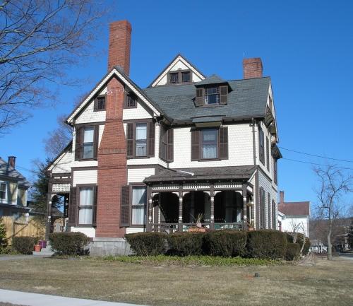 David Plume House