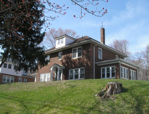Wilfred X. Johnson House
