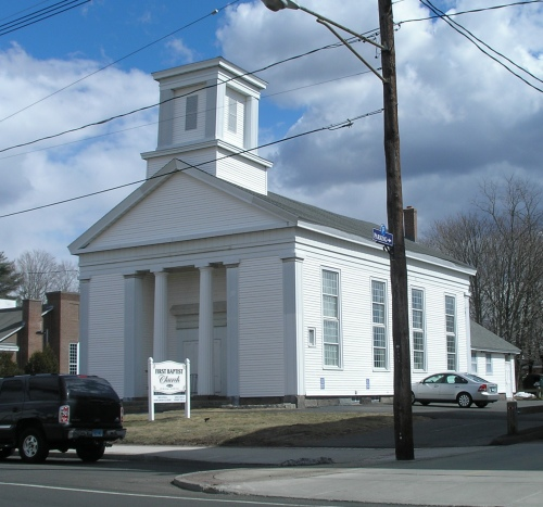 First Baptist Church, Plainville