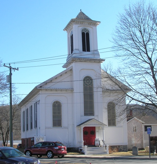 First United Methodist Church of Thomaston