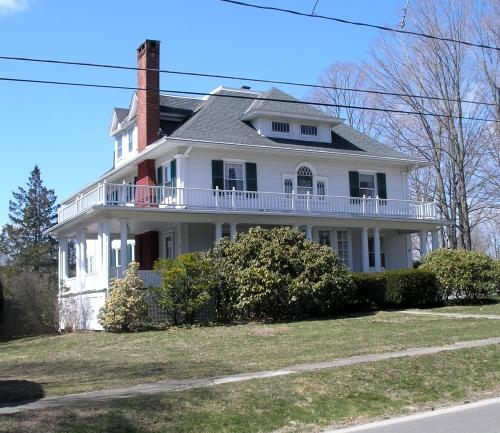 Frank B. Noble House