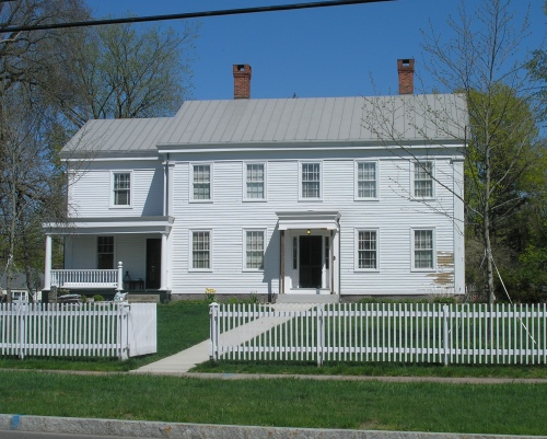 Historic buildings of connecticut blog archive talcott for Hollister house