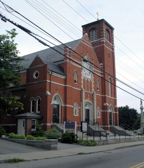 St. Mary's Church, Jewett City